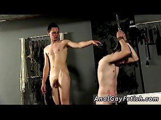 Gay twink boy xxx Flogged And Face Fucked
