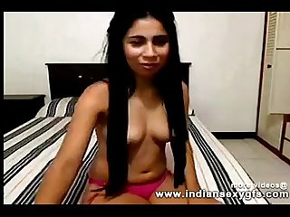 Desi indian mumbai hot Bhabhi exposing on webcam