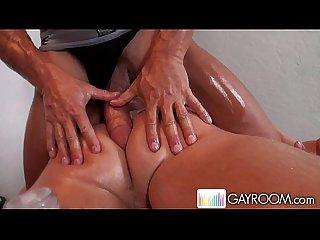 Special gluteus massage