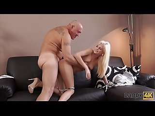 Daddy4k period horny blondie wants to try someone little bit more experienced