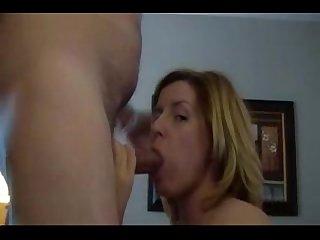 Blowjob Video Amateur Homemade Milf