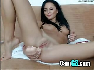 Sexy babe anal camg8