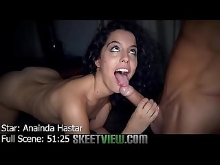 Teen latina Anainda Hastar has sex during robbery