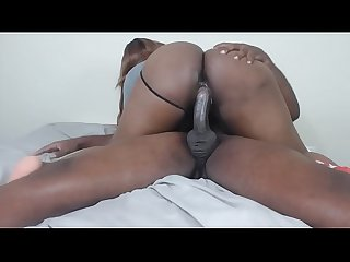 Nikki Lately sucks and Fucks Mr Nuttz BBD