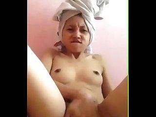 Meghalaya garo girl masturbating for bf shillong