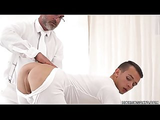Older man fucks young Twink