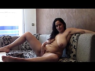 Masturbating orgasm with dirty taboo talk