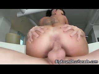 Tattooed fetish amateur rides pov cock