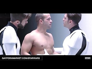 Star wars gay porn luke skywalker fucked by stormtroopers