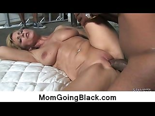 Hardcore interracial sex with sexy milf 24