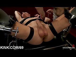 Intense bdsm sex and anal fisting