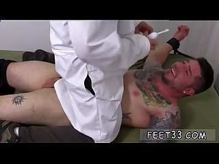 Latin men feet gay clint gets naked tickle treatment