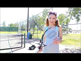 Aurora belle ftvgirls 16 05 13 tennis playing teen