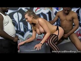 Kagney linn karter gangbanged by blacks