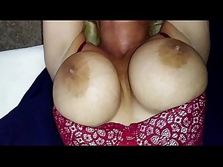 New blonde banditt bouncing tits while being fucked hard big nipples shaking right in your face as s