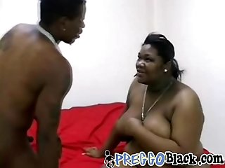 Fat ebony videos