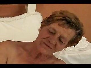 Brazilian granny fuck