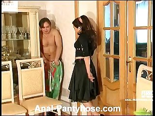 Anal pantyhose 18