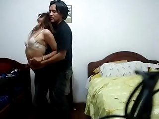 Bhabhi sex video with her lover indiansexmms co