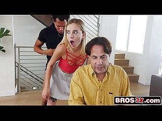 Fucking Behind My Dad�s Back - Haley Reed