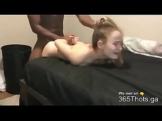 Beautiful babe fucked by hood gangsta 365thots period ga