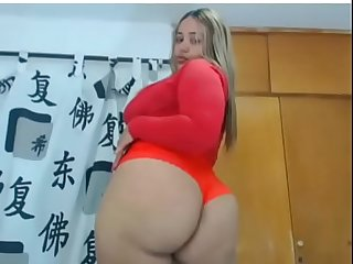 Tetona colombiana webcam