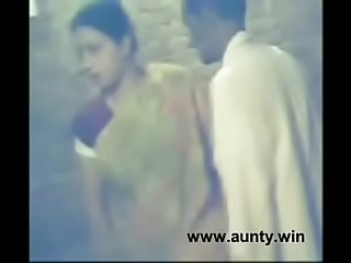 Indian item Aunty fucked by customer