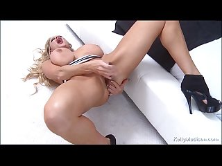 Busty milf Kelly madison is a horny nympho