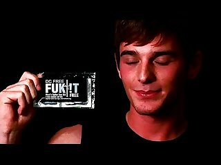 Brent corrigan how to use a Condom