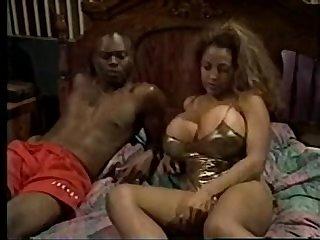 Vintage african american sean michaels persia