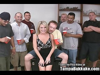 Tampabukkake carly tube