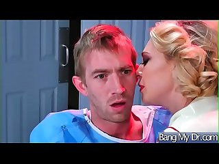 Sex Adventures Between Doctor And Horny Patient (Kagney Linn Karter) video-15