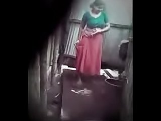 Bhabhi Changing