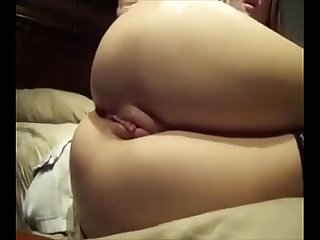 Beautiful Blonde Gets Her Amazing Ass Creampied