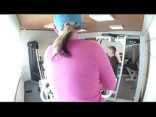 Im fitnessraum die geile schlampe gefickt hd