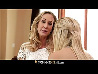 Mom And Daughter Share Orgasms