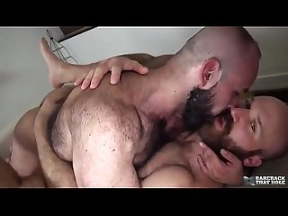 Two big hot hairy Bears