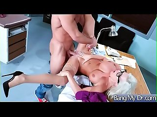 Slut Hot Patient (Savannah Stevens) Get Seduced By Doctor And Banged mov-24