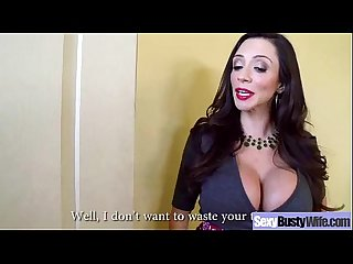 Hardcore bang on cam with mature busty lady ariella ferrera clip 05