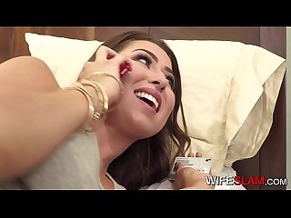 Teen Wife Melissa Moore Cheats On Her Lame Husband