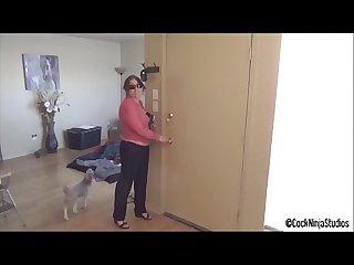 cock ninja studios mom is suspicious of son and daughter part 1 full vid