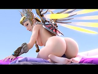 Overwatch best porn hentai compilation