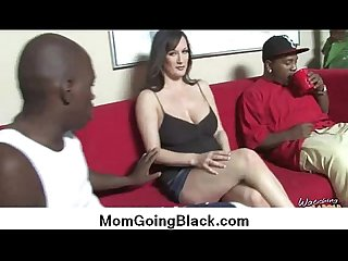 Watching my mom go black fucked by huge black cock 20