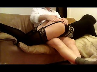 Xhamster com 5384569 naughty sissy crossdresser get spanked by daddy 720p