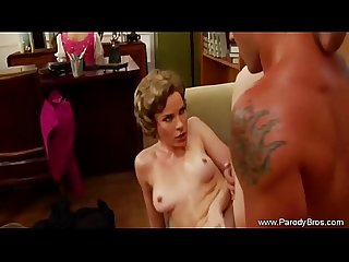 Fuck The Retro MILF At The Office