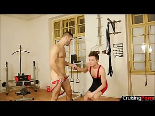 Gay Twinks Wrestling Fucked