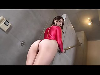 Miu high leg leotard red lpar part1 rpar legs fetish image Video no sound Solo