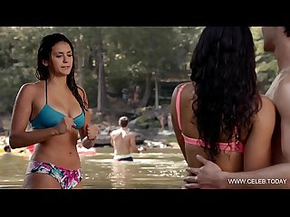 Nina dobrev Hot Teen in bikini the vampire diaries s06e03 www period celeb period today