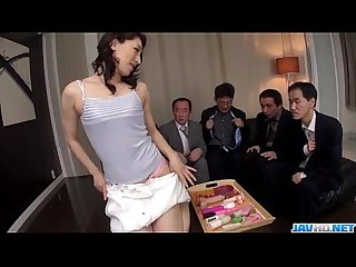Marina matsumoto loves sucking so many dicks on cam