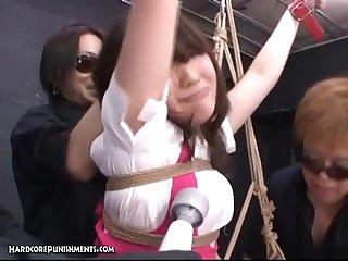 Japanese bondage sex pour some goo over me lpar pt 1 rpar